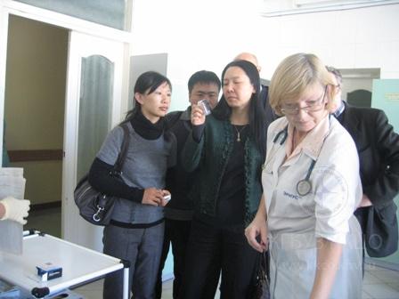 Визит делегации Харбинского медицинского университета фотография 03