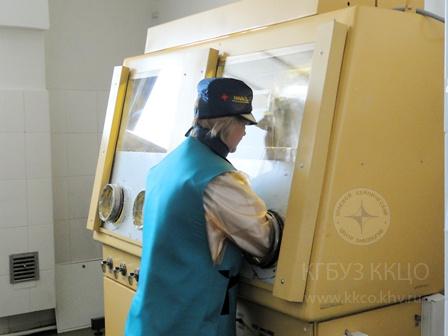 Работа с радиоактивным иодом