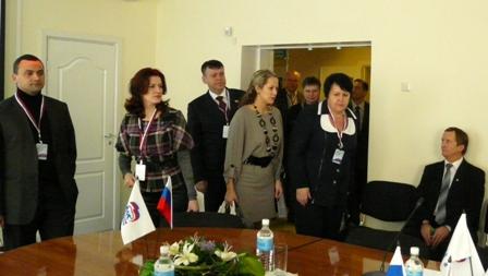 Межрегиональная конференция развития Дальнего Востока 2010-2012 фотография 04