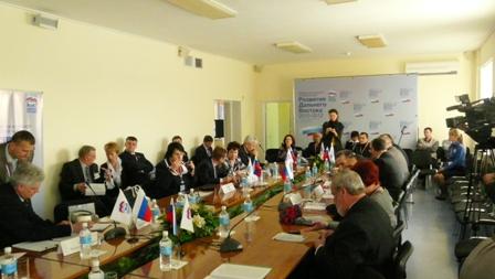Межрегиональная конференция развития Дальнего Востока 2010-2012 фотография 05