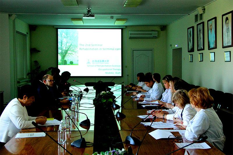 Образовательный семинар по реабилитации пациентов онкологического профиля