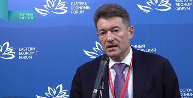 Андрей Каприн рассказал на ВЭФ-2019 о первом российском ионном центре